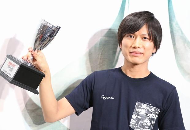 グランプリ・千葉2016 優勝 山本賢太郎 選手(東京)