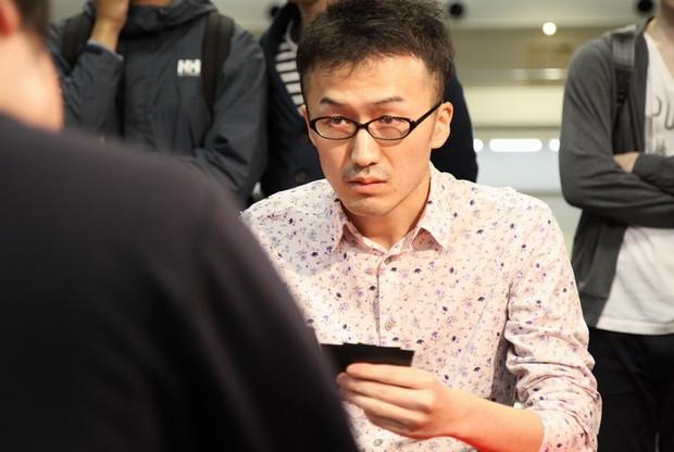 決勝:高橋 優太(東京) vs. 村上...