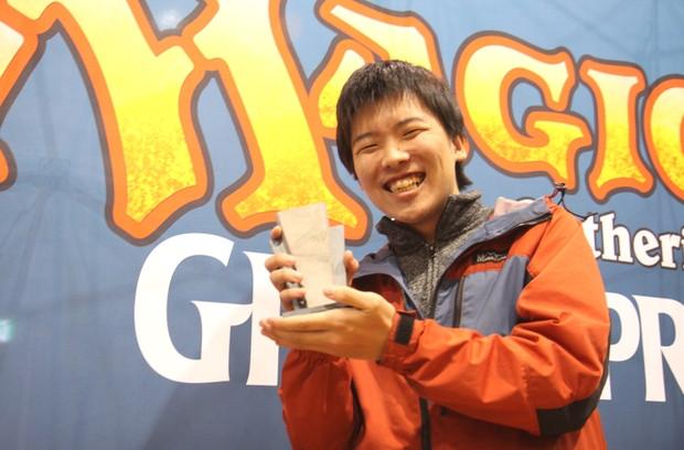 グランプリ・静岡2015優勝 篠田 滉人選手(京都)