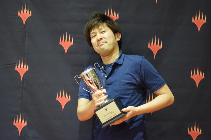グランプリ・シンガポール2018 優勝 市川 ユウキ 選手