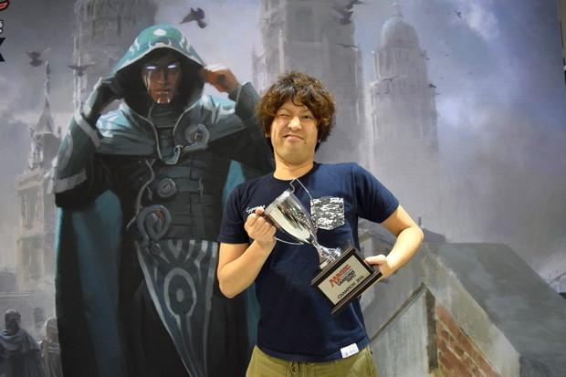 グランプリ・台北2016 優勝 市川 ユウキ選手
