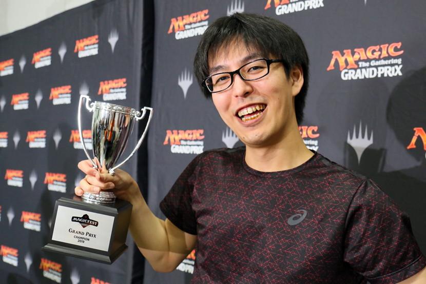グランプリ・横浜2019 優勝:小林 崇人 選手 (東京)