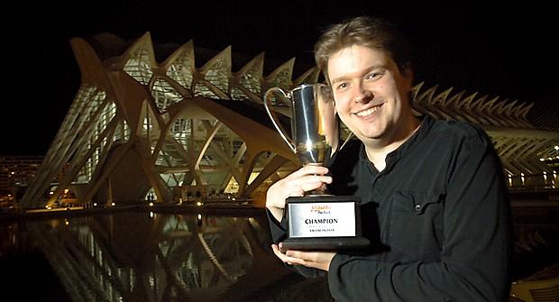 プロツアー『神々の軍勢』優勝 ショーン・マクラーレン/Shaun McLaren選手(カナダ)