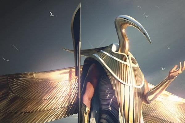 周到の神ケフネト