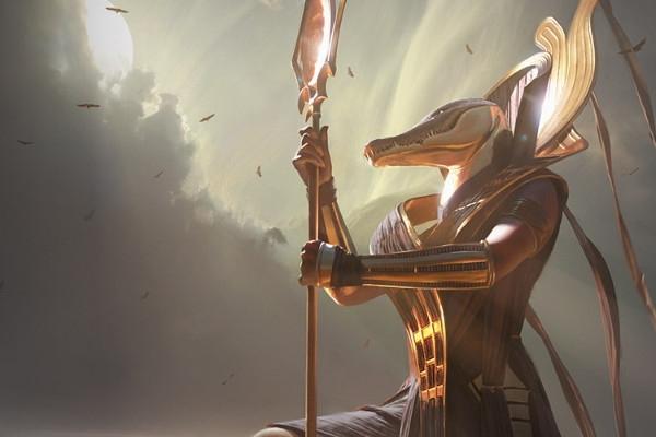 栄光の神バントゥ