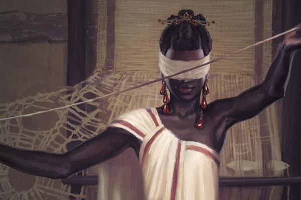 織り手のティムナ