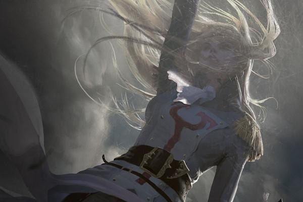 スレイベンの守護者、サリア