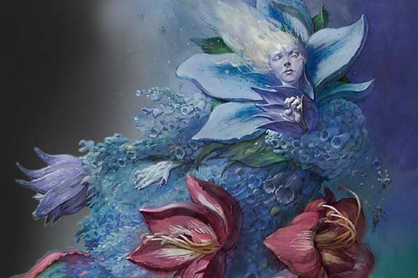 妖精の女王、ウーナ
