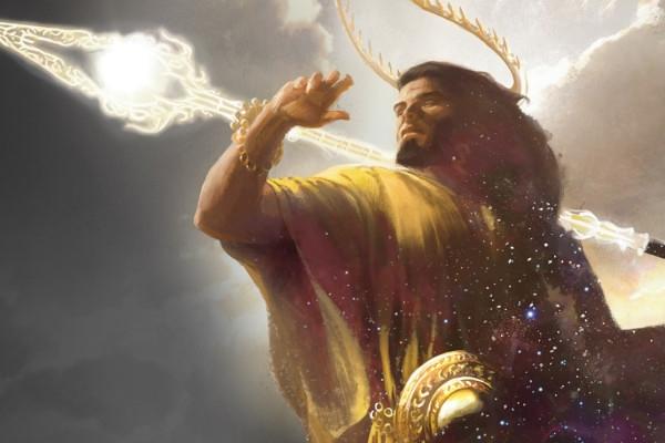 太陽の神、ヘリオッド