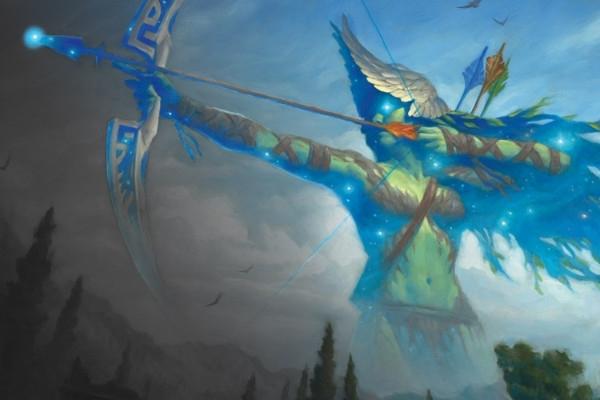 狩猟の神、ナイレア