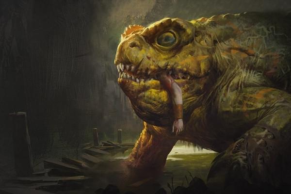 ギトラグ蛙