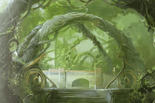 霊気触れの森、ピーマ