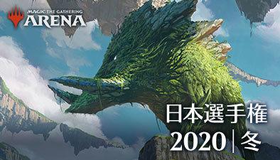 日本選手権2020冬